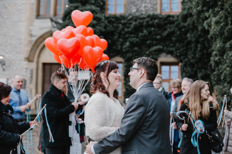 Hochzeit auf der Sparrenburg in Bielefeld