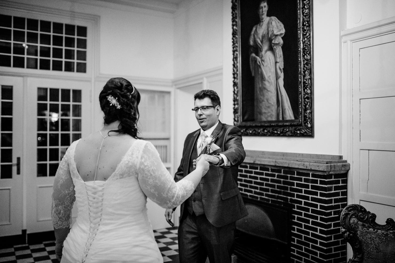 natürliche Hochzeitsfotografie