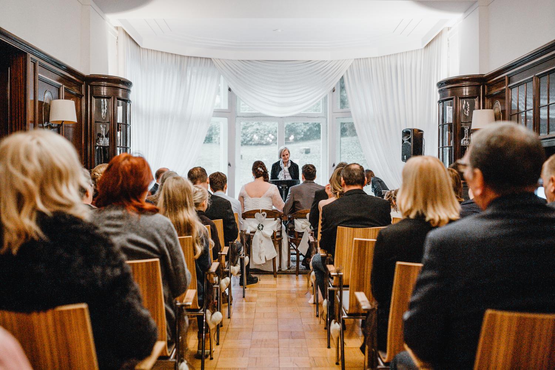 Trausaal Weber Villa Oerlinghausen
