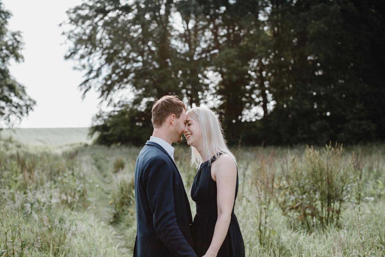 natürliche Hochzeitsfotos Detmold