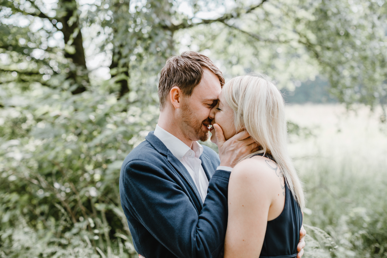 Verlobungsshooting Detmold