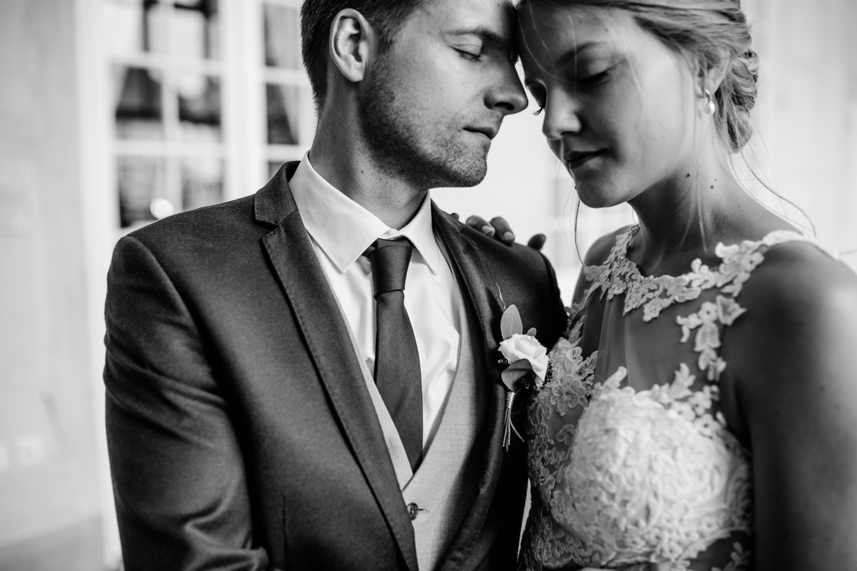 Heiraten im gräflichen Park