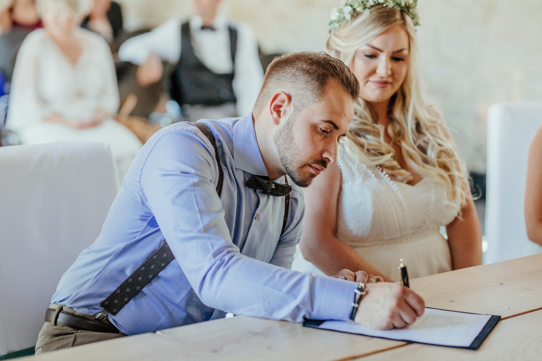 Hochzeit Gut Barkhausen Leopoldshöhe
