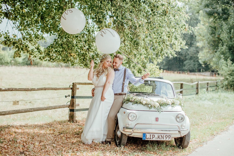 Hochzeit auf Gut Barkhausen