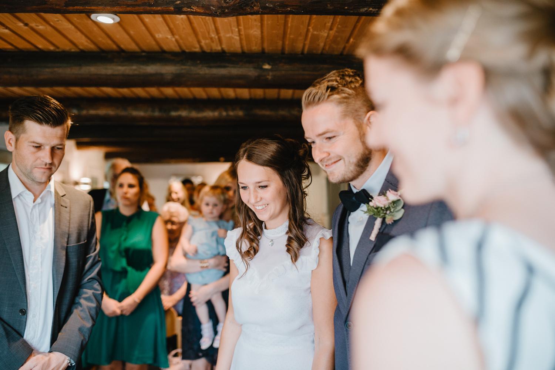 Hochzeit in Enger