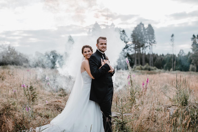 After Wedding Shooting Bünde