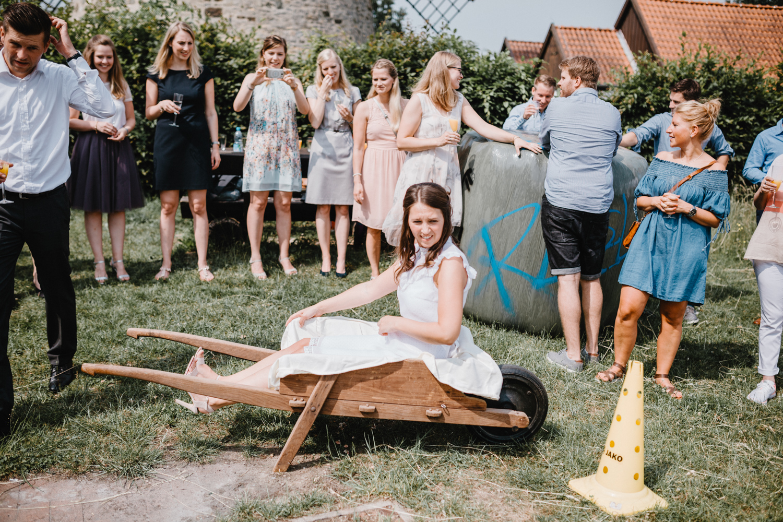 Hochzeit in Bünde