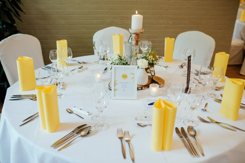 Hochzeit feiern im HDG Wellingholzhausen